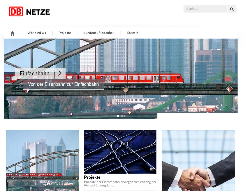 Einfachbahn Simplicity DB Deutsche Bahn Hartschen Erfolg Innovation