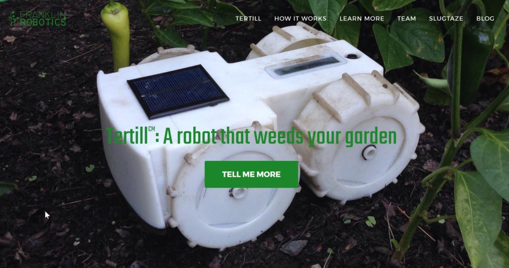Roboter Einfachheit blog Hartschen