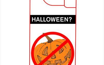 Halloween – nein danke!