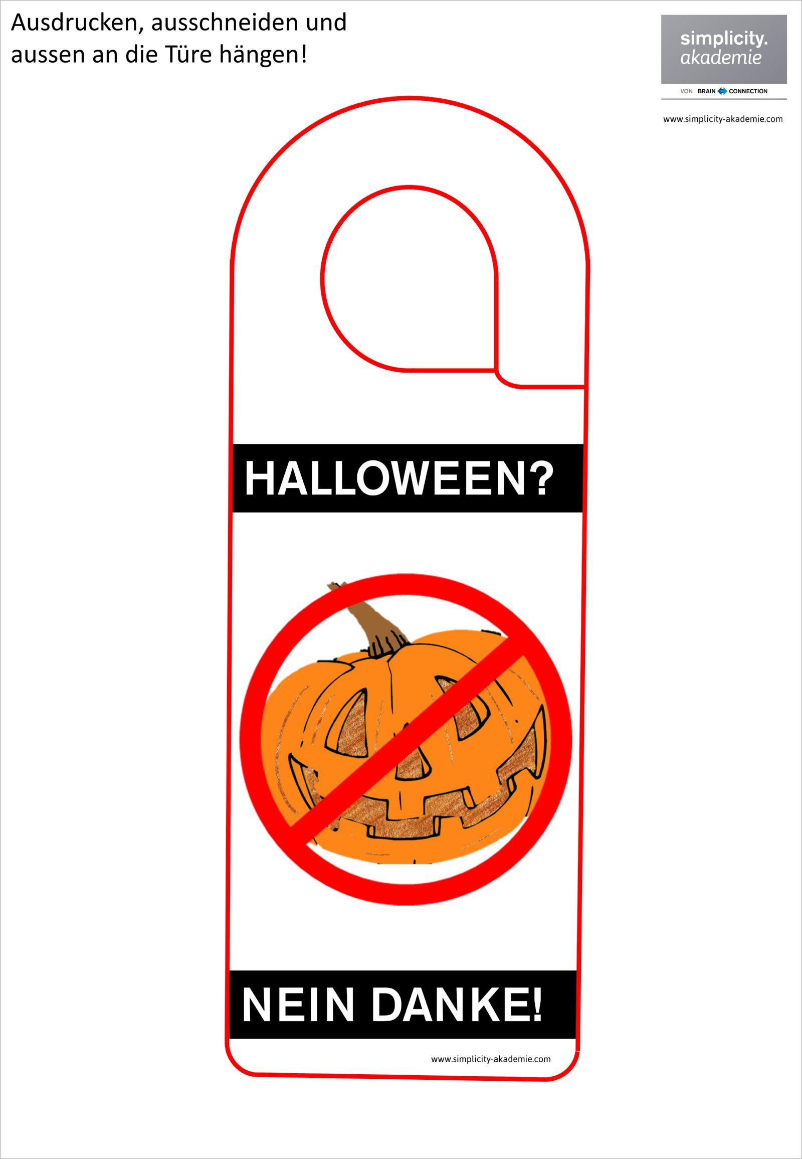 Kein Halloween