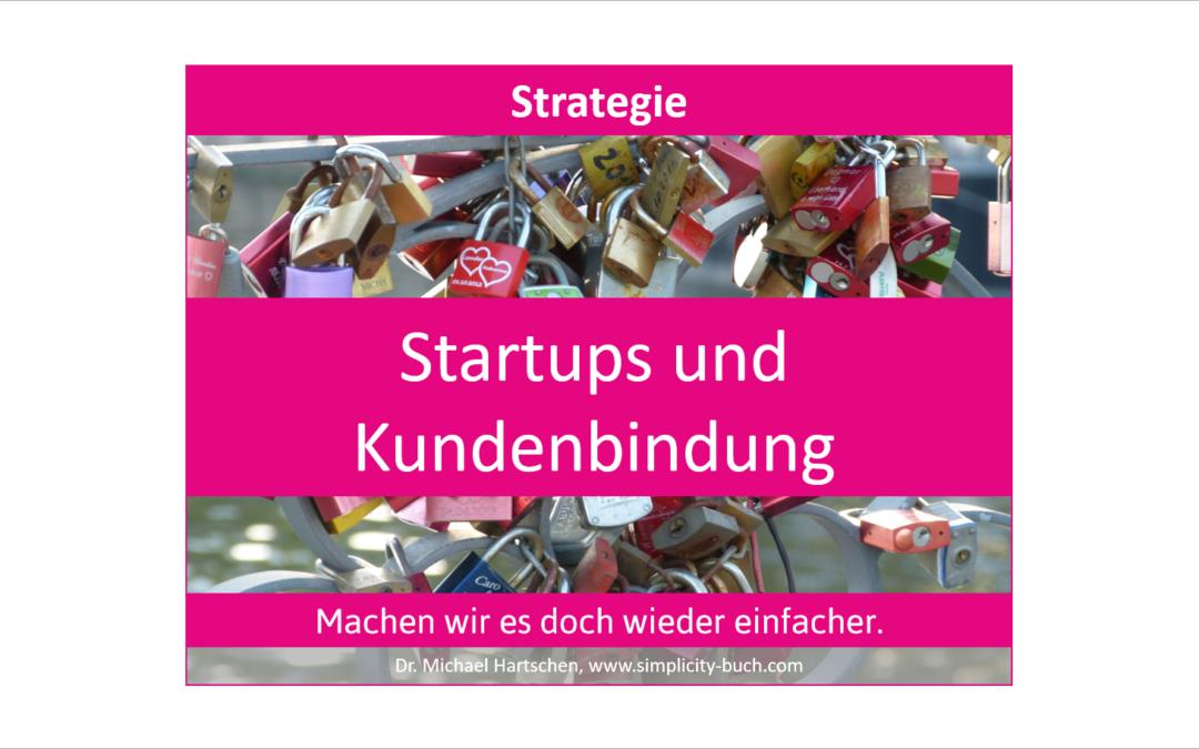 Startup-Programme – einfache Kundenbindung?